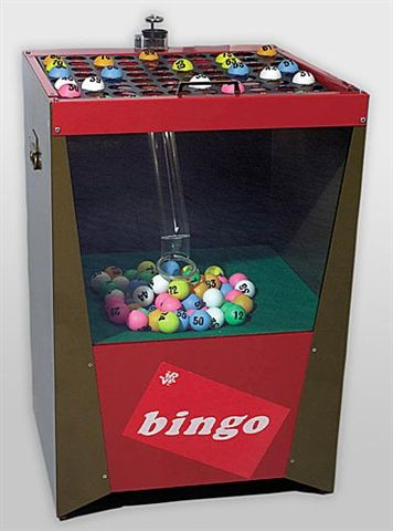 bingo automat mieten