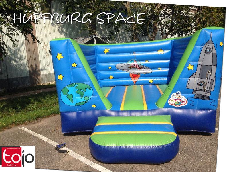 Huepfburg Space mieten