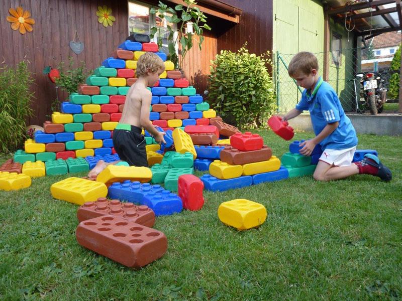 Legosteine XXL