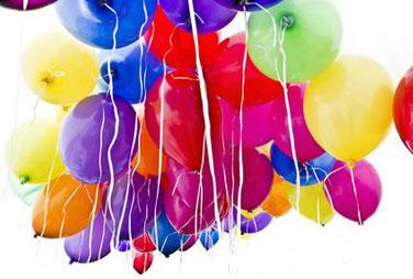 Luftballongas & Luftballonaktion