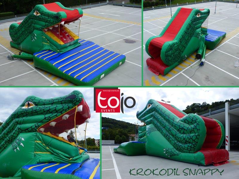 Krokodil Snappy