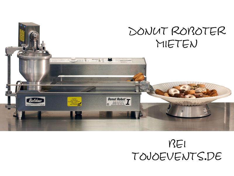 Donut-Roboter - Donut-Maschine