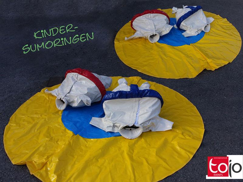 Kinder-Sumoringen