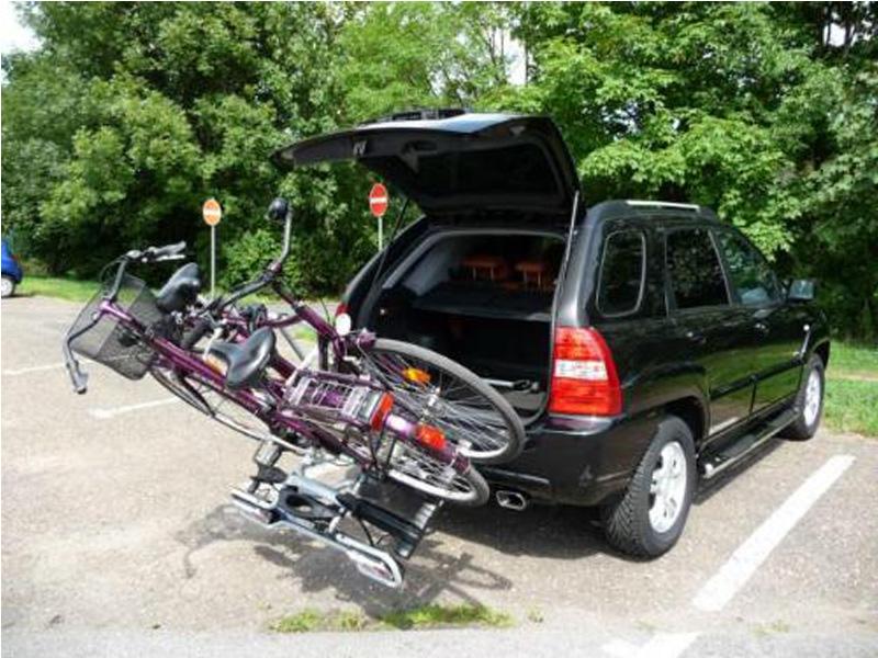 Thule Fahrradträger mieten bei ToJoEvents