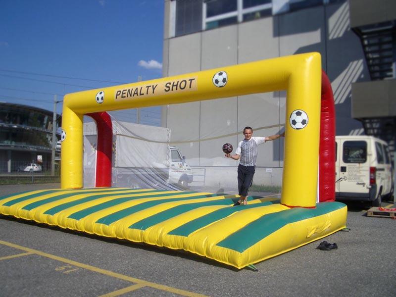 Elfmeterschießen - Penaltyschießen