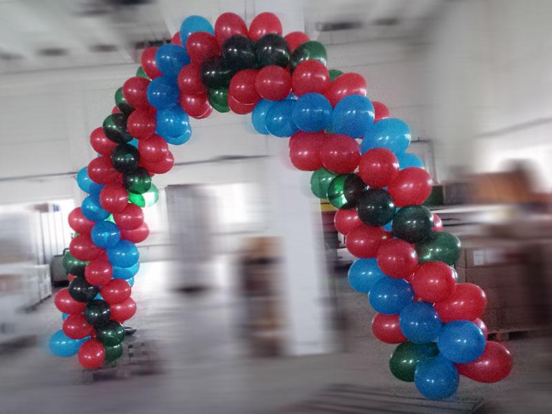 Luftballons mieten