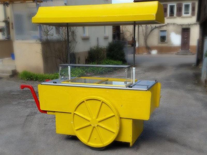 Eiswagen mieten