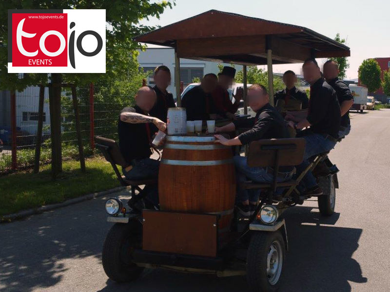 WeinBike/Partybike