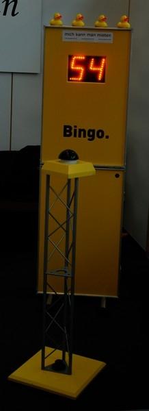 Buzzer Bingo