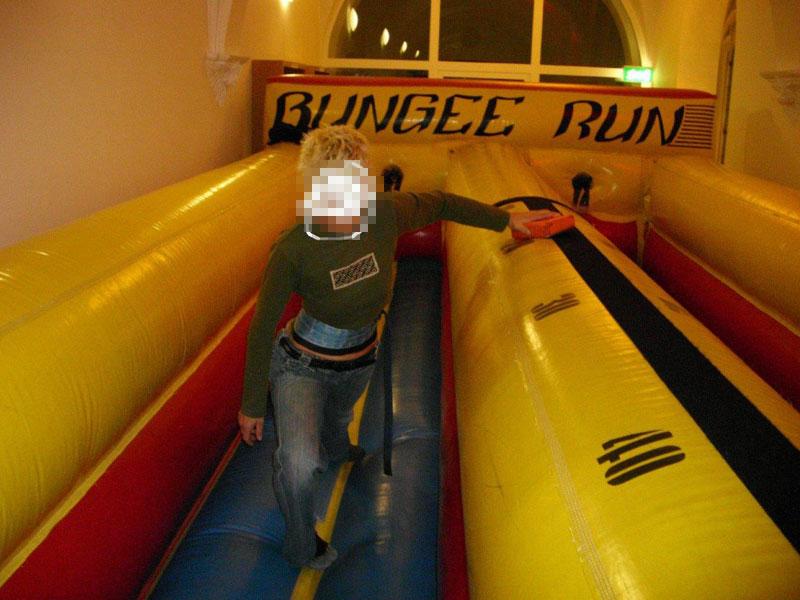 Bungee Run mieten