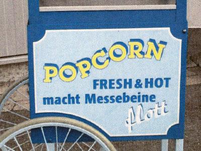 Popcornstand mieten bei TojoEvents