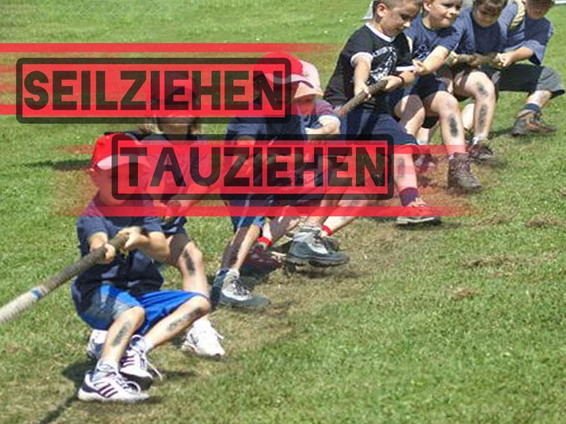 """Seilziehen/Tauziehen"""""""