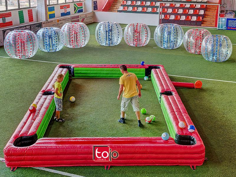 Pool Soccer / Fußball Billard