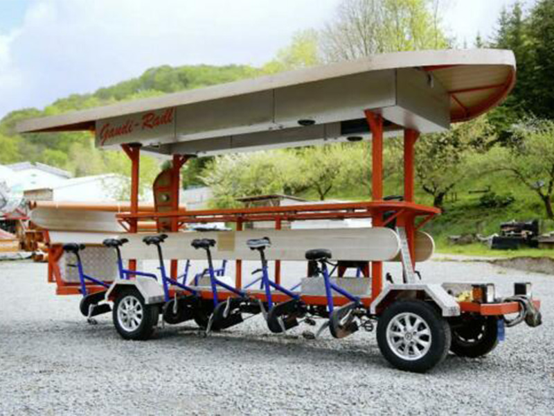 XL Bike - Gaudi Bike