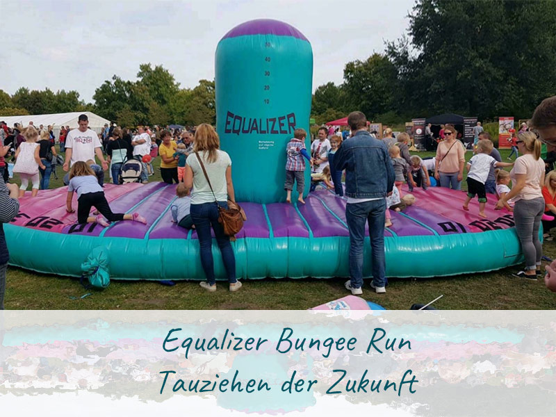 Equalizer Bungee Run